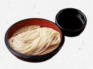 丸亀製麺 ざるうどん