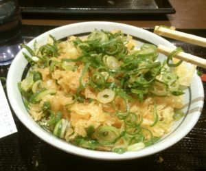 丸亀製麺 130円天丼