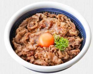 丸亀製麺「肉3倍盛り牛すき釜玉うどん」2018年12月18日