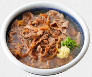 丸亀製麺「肉3倍盛り肉うどん」2018年12月18日