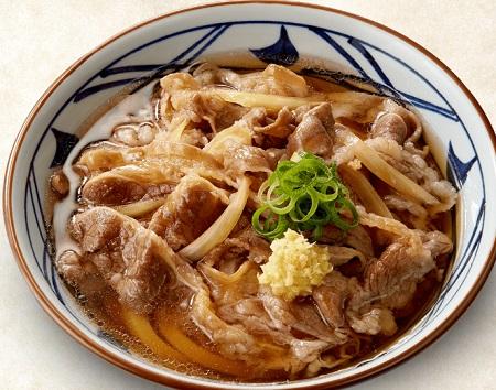 丸亀製麺「肉うどん2019」2019年3月12日