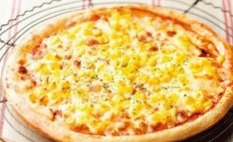 ガスト マヨコーンピザ