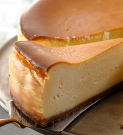 スタバのフード「ニューヨークチーズケーキ」