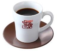 コメダ「たっぷりブレンドコーヒー」