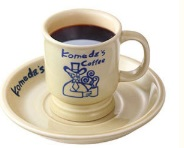 コメダ「カフェインレスコーヒー」