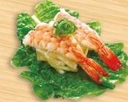 くら寿司「シャリ野菜えび」