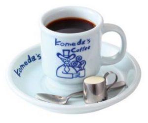 コメダ「ブレンドコーヒー」