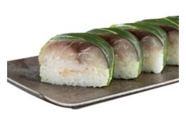スシロー お持ち帰り「とろ鯖押し寿司」