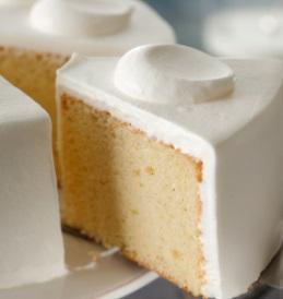 スタバの「プレーンシフォンケーキ」