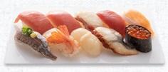 はま寿司のお持ち帰り「特上10貫」
