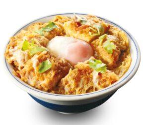 かつや「特カツ丼」720円税別