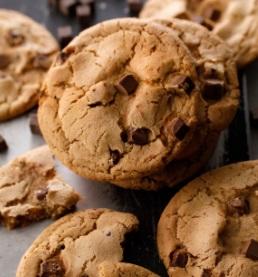 スタバの新作2017年1月フード「チョコレートチャンククッキー」