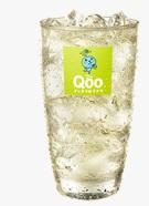 マクドナルド「Qoo すっきり白ブドウ」