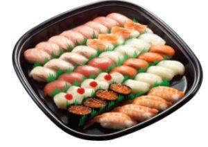 かっぱ寿司の持ち帰り「極めセット」