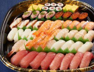 かっぱ寿司「夏限定お持ち帰り寿司2018」