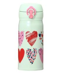 スタバ「バレンタイン2018ハンディーステンレスボトルミントグリーン 350ml」