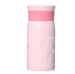 スタバ「バレンタイン2018ステンレスボトルピンク 350ml 」