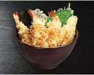 くら寿司「すしやの天丼」