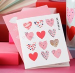 スタバのバレンタインタンブラー、マグ、カード2018年1月24日のみ1