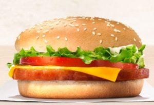 バーガーキング「スパム®&チーズ」