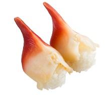 スシロー「ほっき貝」