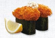 はま寿司「カキフライ軍艦」
