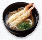 はま寿司「えびの天ぷらうどん」
