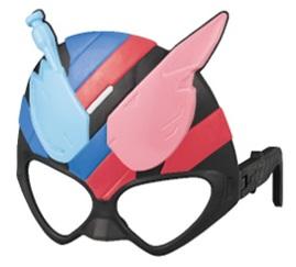 ハッピーセット次回「仮面ライダービルド」2018年6月8日仮面ライダービルドラビットタンクフォーム変身マスクメガネ