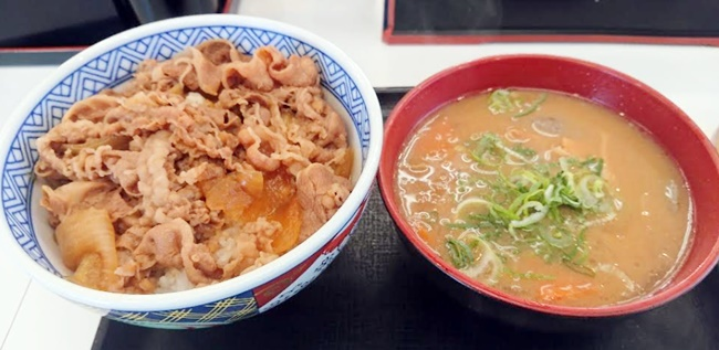 吉野家牛丼無料クーポンとん汁クーポン30円引き