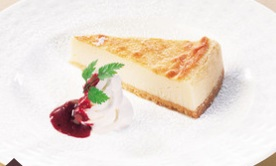 ココスの持ち帰り「北海道産クリームチーズのベイクドチーズケーキ」