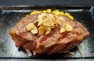 いきなりステーキ「トップリブステーキ」