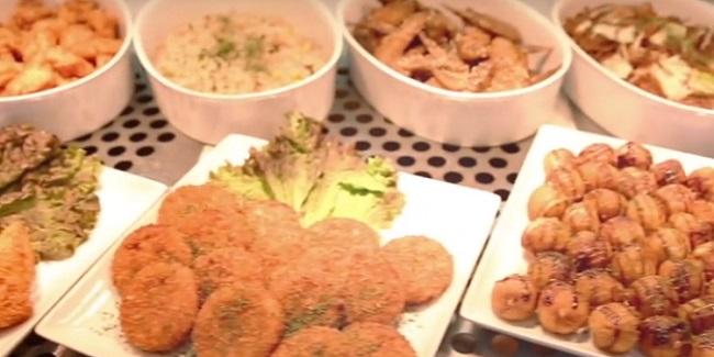 すたみな太郎「惣菜など」イメージ