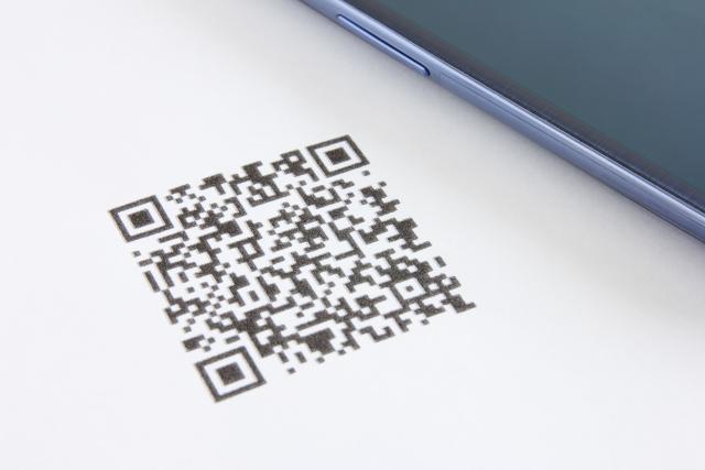 QRコードイメージ