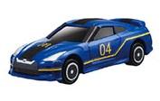 ハッピーセット「トミカ日産GT-R マクドナルドレーシングカー」2019年4月