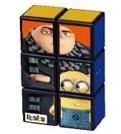 マクドナルドハッピーセット「ミニオン・ルービックキューブ ボックス、3✕2」