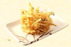 丸亀製麺の持ち帰り「野菜かき揚げ」