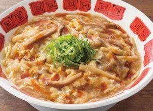 バーミヤン「酸辣湯麺」