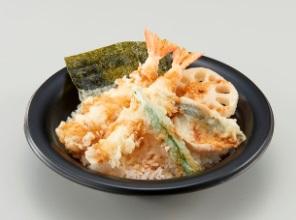 和食さとのテイクアウト「天丼」